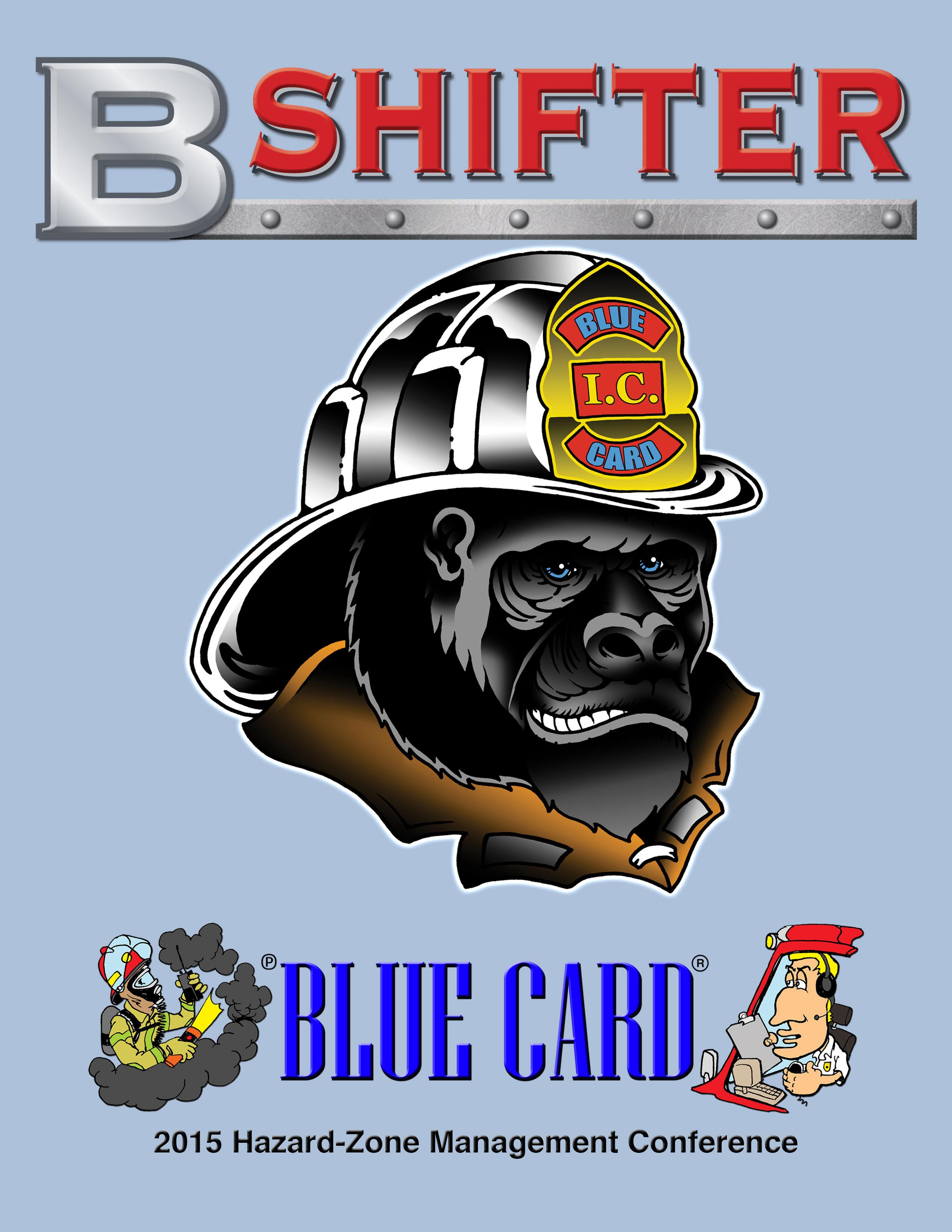 B Shifter - Magazine